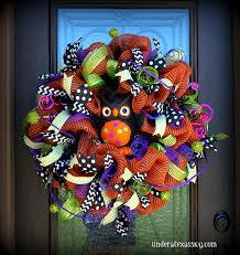 halloween wreaths halloween wreath decorations home design ideas