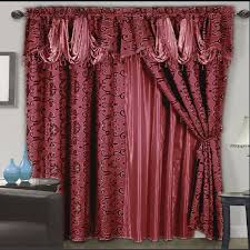 Burgundy Curtains Living Room Types Living Room Burgundy Curtains Laluz Nyc Home Design