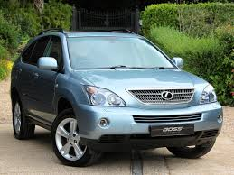 lexus rx 400h used for sale used 2007 lexus rx 400h se l cvt lexus service history for sale