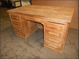 bureau bois occasion mobilier de bureau occasion bureau console coulissant of mobilier