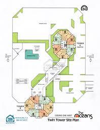 twin towers floor plans oceans west floor plans daytona beach shores condos