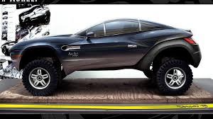 jeep eagle premier local motors rally fighter to premier at sema community designed