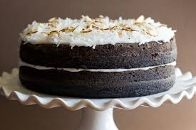 dark chocolate layer cake life made simple