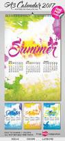 a3 calendar 2017 free psd templates