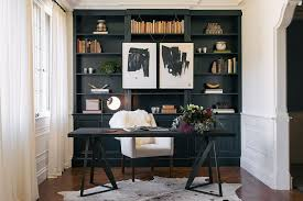 home office interior 30 black and white home offices that leave you spellbound