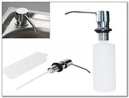 Moen Kitchen Faucet With Soap Dispenser Moen Kitchen Faucet With Soap Dispenser Gramp Us