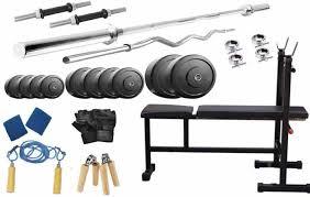 protoner 20 kgs u0026 3 in 1 bench home gym kit buy protoner 20 kgs