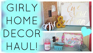 home decor haul homegoods tj maxx marshalls u0026 target youtube