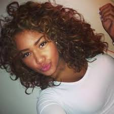 light brown curly hair she likes the light brown hair color with curly hair al naturale