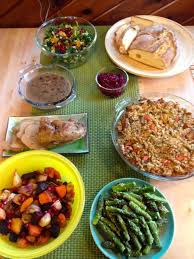 what s for thanksgiving dinner lots of things vegan sweet