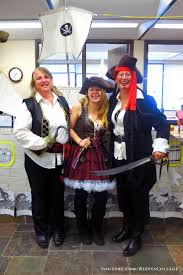 halloween party costumes at the reeves college edmonton city
