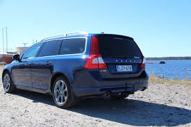 volvo v70 d5 ocean race station wagon 2012 used vehicle nettiauto