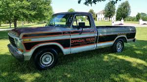 79 Ford F150 Truck Bed - indy 500 rarity 1979 ford f100 official truck replica