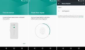 everything you know about fingerprint sensors on android
