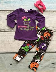 nightmare before clothing decore