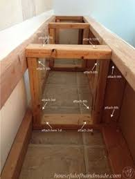 Diy Storage Bench Plans by Chunky Hall Shoe Storage Bench Shoe Racks Uk By Bespokepineuk