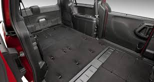 Dodge Journey Seating - what are stow and go seats