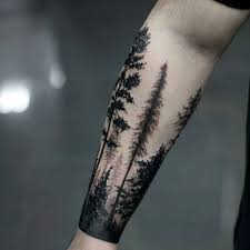 31 cute tattoo ideas for couples to bond together forearm tree