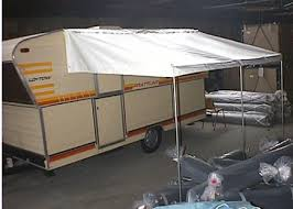 Roll Out Awning For Campervan Annexes Awnings And Walls Sar Major Canvas Goods And Trailers