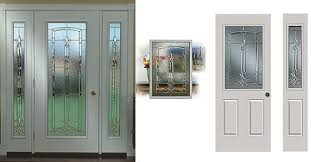 Exterior Glass Door Inserts Glass Front Door Inserts Want Installed In Your With