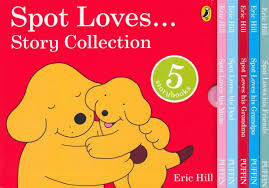 booktopia spot story collection 5 book set by eric