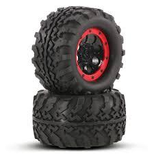 bigfoot monster truck t shirts 2pcs austar ax 3011 155mm 1 8 monster truck tires with beadlock