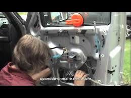 2004 jeep liberty window regulator recall replace jeep liberty window bracket