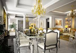 Interior Home Designs by Versace Home