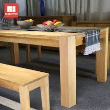 Esszimmertisch 200 X 100 Jellywood Esstisch Milano In Eiche Massivholz 200 X 100 Cm Tisch