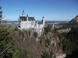 neuschwanstein castle interior view