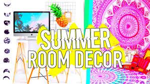 diy summer room decor tumblr inspired easy u0026 affordable room