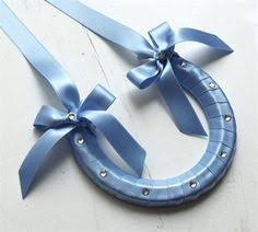 lucky horseshoe gifts royal blue lucky horseshoe wedding horseshoes blue wedding