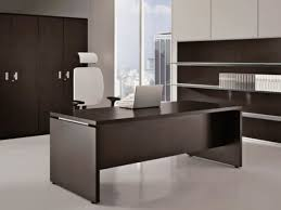 perfect modern executive office desk for your classic home