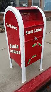 letters to santa mailbox letters to santa mountain home department mountain home