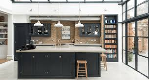 cuisine style atelier industriel inspiration des portes vitrées style atelier frenchy fancy