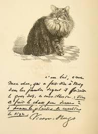 victor hugo romantic author u0027s bio books and cats