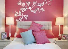 Awesome Bedroom Paint Designs Contemporary Room Design Ideas - Home interior painting ideas