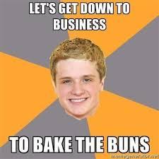 Baking Meme - peeta meme bread baking mulan clevver
