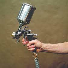 best spray gun for finishing cabinets choosing a spray gun popular woodworking magazine