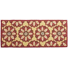 Pier One Round Rugs by Cloud Step Carynthum Memory Foam Rugs Pier 1 Imports Kitchen