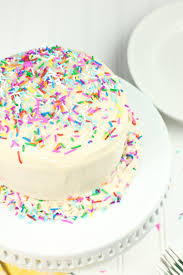 vegan gluten free funfetti birthday cake recipe to be fun