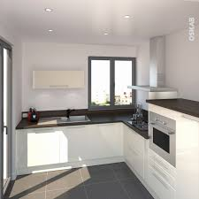 cuisine noir et blanc modele cuisine noir et blanc rideaux pour salon noir et blanc