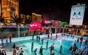 halloween city las vegas save the date the cosmopolitan of las vegas ice rink returns