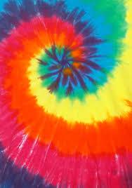 youth rainbow spiral tie dye t shirt