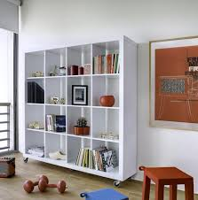 livingroom units living room astonishing white open shelving units on wheels
