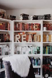 Pretty Bookcases Share Your Shelf