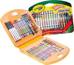 crayola twistables sketch and draw power pack 40 piece set