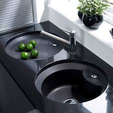 Singlebowl Kitchen Sink  Composite  Round VORTEX  ASTRACAST - Round bowl kitchen sink