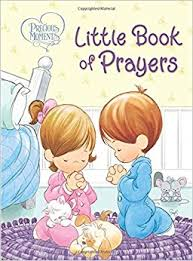 precious moments book prayers thomas nelson