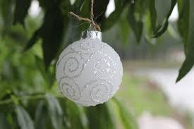white glass ornaments rainforest islands ferry